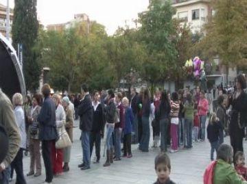 El Correllengua posa de manifest que el català té encara poca presència fora de l'àmbit institucional