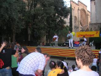 El Correllengua arriba dissabte per alertar de l'estat del català