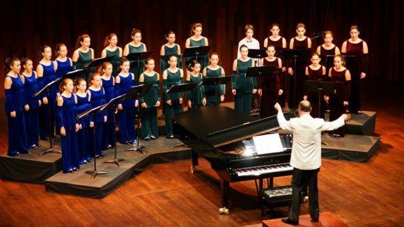 El Cor Vivaldi actua avui a l'església del Monestir en el Cicle de Música Sacra Coral