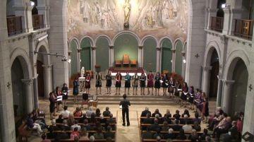 El Cor Aglepta presenta en societat el seu primer disc
