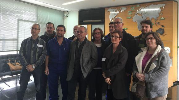 Coscubiela: 'Cal unió per garantir el màxim de llocs de feina possible a Delphi'