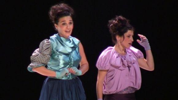 Una òpera diferent estrena la temporada al Teatre-Auditori