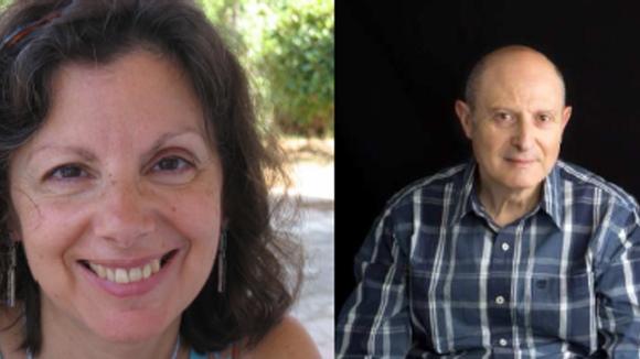 Cicle Poe2ia amb Teresa Costa-Gramunt i Rodolfo del Hoyo