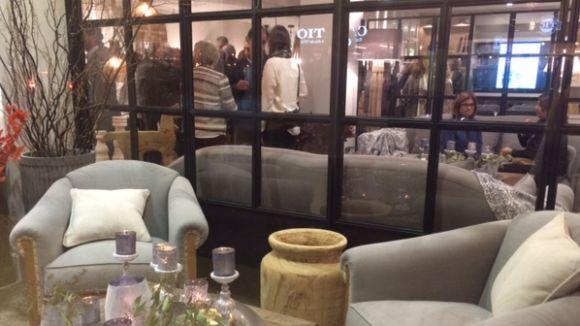 La botiga d'interiorisme Coton et Bois es renova amb la conversió de l'espai en una casa