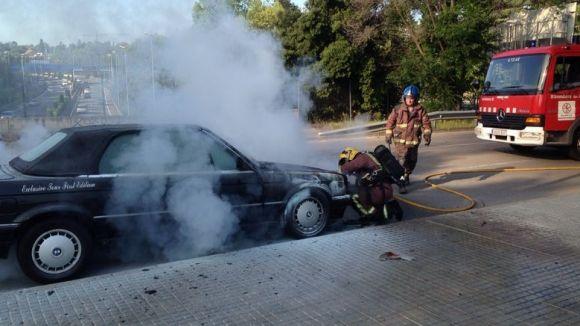 Els brètols han cremat 5 cotxes en dos mesos