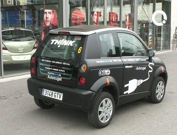 Creafutur dissenya un sistema de mobilitat urbana amb vehicles elèctrics