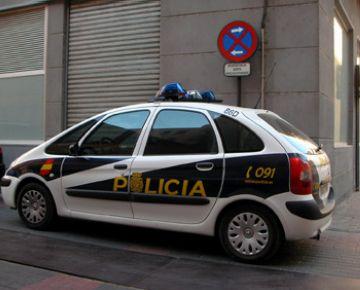 L'operació l'ha efectuat la Policia Nacional espanyola