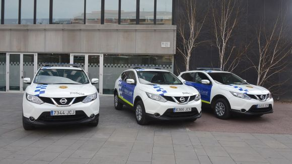 La Policia Local incorpora sis agents i tres vehicles