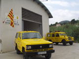 El cap operatiu de l'Agrupació diu que la ciutadania està força sensibilitzada sobre el risc de focs forestals