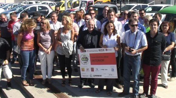 Sant Cugat ja va participar a la Ruta al 2012