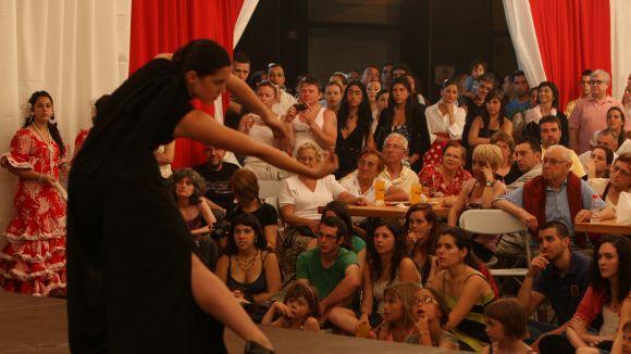 La caseta del CPA arrenca el segon dia de Festa Major amb més actuacions