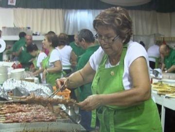 Les tapes, el bon ambient i les actuacions omplen la caseta del CPA de Festa Major
