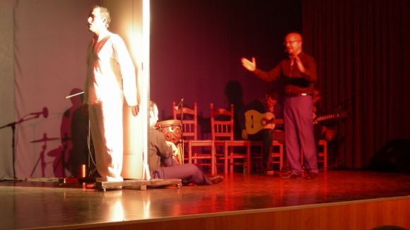 La Judería Dansa reivindica el flamenc a través d'una història universal