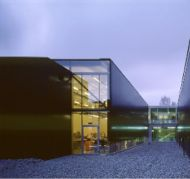 El centre està situat a Valldoreix