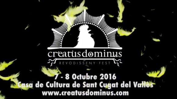 Cartell promocional del festival Creatus Dominus
