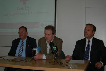 Suma d'esforços de la Creu Roja de Sant Cugat-Rubí i de Valldoreix per millorar els serveis de l'entitat