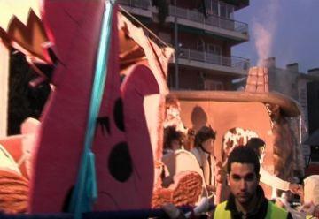La Creu Roja guanya el 10è concurs de carrosses de la cavalcada de Reis