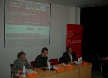 Creu Roja busca la participació ciutadana per impulsar l'acolliment familiar