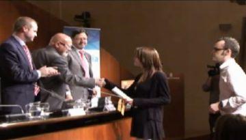 La santcugatenca Cristina Mont guanya el 1r concurs 'Divulga la recerca de La Marató'