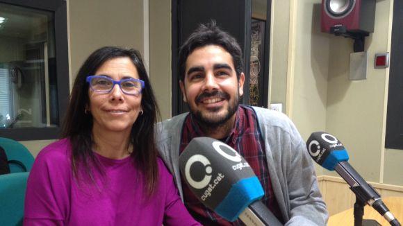 Cristina Paraira i Eloi Burriel