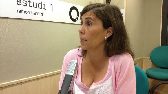 Cristina Paraira, alcaldessa accidental durant una setmana