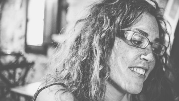 La santcugatenca Cristina Quílez rep un premi Lux