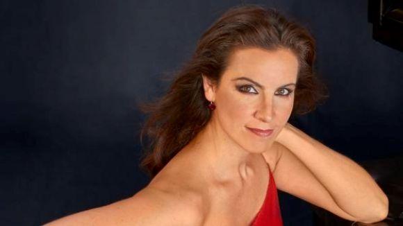 El Teatre-Auditori acull el virtuosisme de Cristina Casale amb el concert 'Sang a les venes'