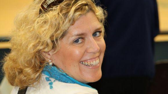 La santcugatenca Cristina Urriza és la nova presidenta de la fundació AVAN