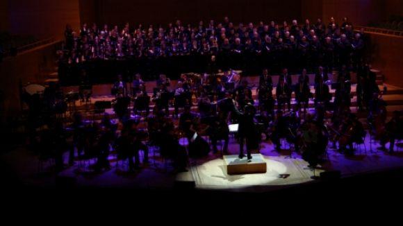 El cor Òpera de Cambra de Sant Cugat participa en l'estrena d''El Crit del Temps'