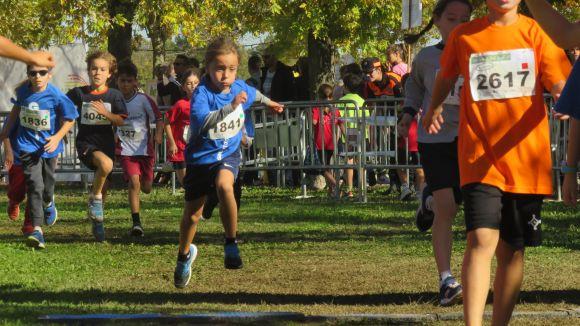 Prop de 4.000 atletes han participat al Cros / Font: Cugat.cat