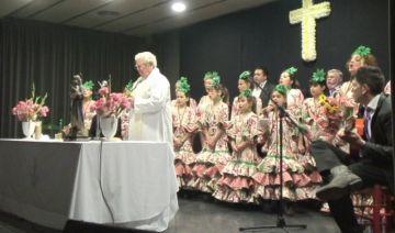 L'Andalusia santcugatenca es reivindica amb la Cruz de Mayo