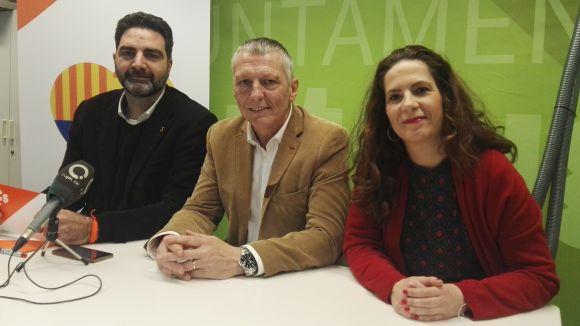 Aldo Ciprian, Jean Maria Castel i Munia Fernández-Jordan