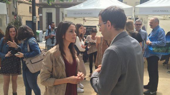 Arrimadas critica el govern per utilitzar com a 'excusa' les resolucions del TC