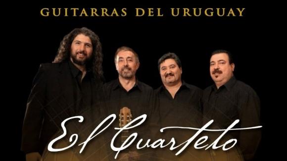 Concert: El Cuarteto Guitarras del Uruguay
