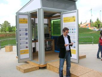 L'ETSAV es marca com a objectiu integrar les energies renovables en l'arquitectura