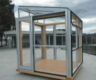 L'ETSAV inaugura un cub solar per estudiar l'energia fotolvoltaica dins l'arquitectura