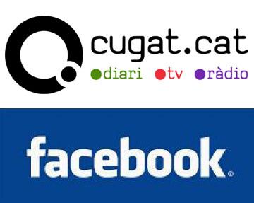 Cugat.cat s'incorpora al Facebook amb un grup obert a tothom