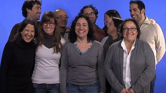 'L'altre Nadal de Cugat.cat': el vídeo de les pífies