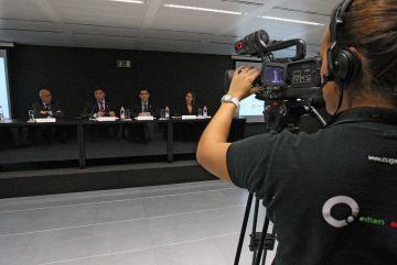 Cugat tv referma el compromís per la qualitat i la pluralitat en la seva inauguració oficial