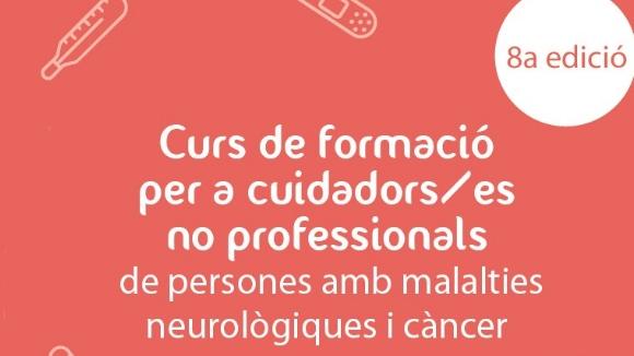 Sessió informativa: Curs per a cuidadors no professionals