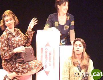 'Les Cunyades' mostra la dona de barri dels anys del franquisme