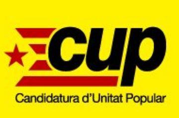 La CUP, contrària a la 'censura' dels blocs electorals