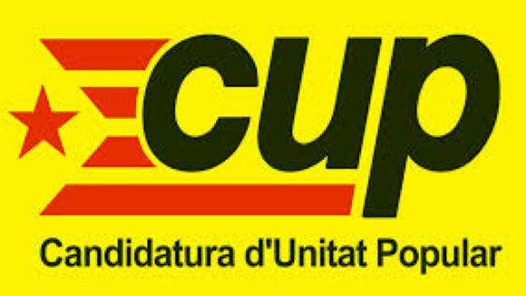 La CUP dóna suport a la campanya 'Signa un vot per la independència'