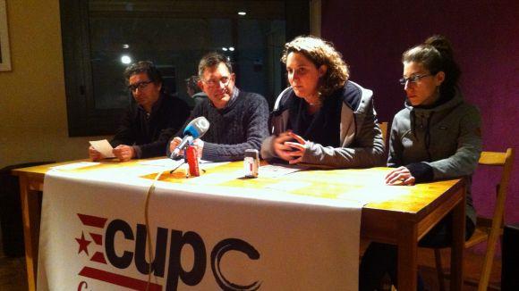 La CUP-Procés presenta el seu codi ètic com a garantia de bones pràctiques