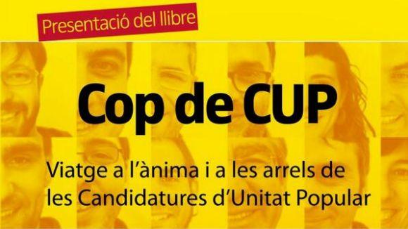 David Fernàndez i Julià de Jòdar faran un 'Cop de CUP' al Terra Dolça