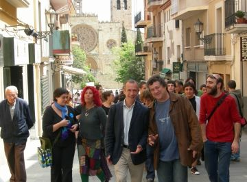 La campanya electoral de la CUP se centra en 125 propostes per canviar Sant Cugat