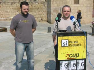 La CUP critica el taller de participació de l'Ajuntament per elaborar el nou ROM
