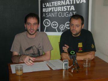 La CUP considera que s'ha desvirtuat el projecte de la sala de concerts