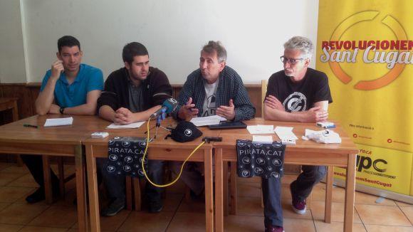 La CUP i PC incorporen al programa propostes de Pirates de Catalunya