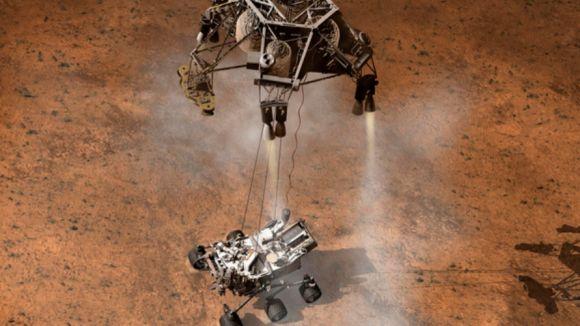 L'Associació Astronòmica analitza la fita del Curiosity a Cugat.cat